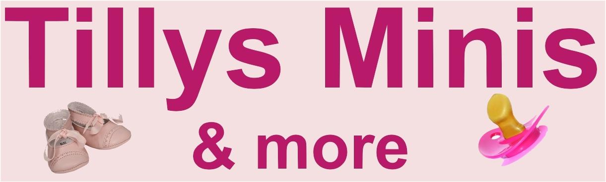 Tillys Minis & more-Logo